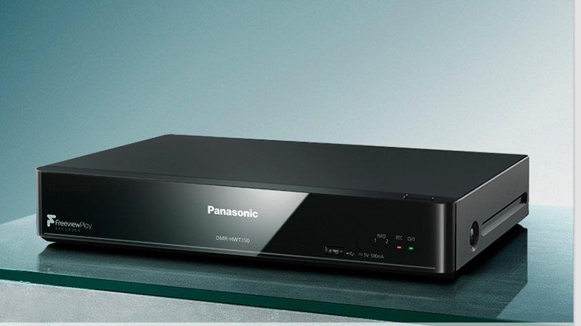 Panasonic DMREX97EBK Hard Disk and DVD Recorder | Glenfield TV